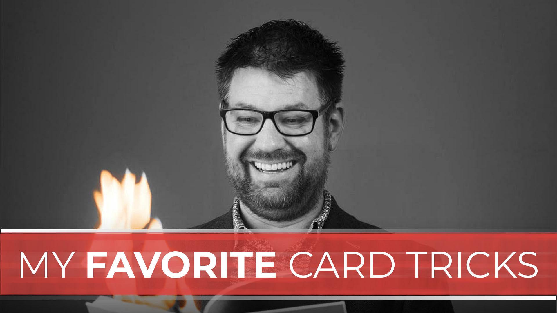 My Favorite Card Tricks: Dr Gustav Kuhn
