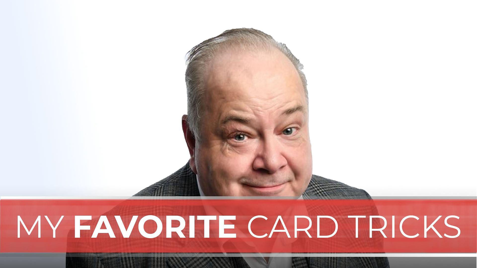 My Favorite Card Tricks: John Archer