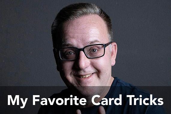 My Favorite Card Tricks: John Carey