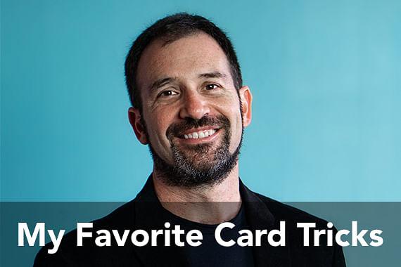 My Favorite Card Tricks: Matt Baker
