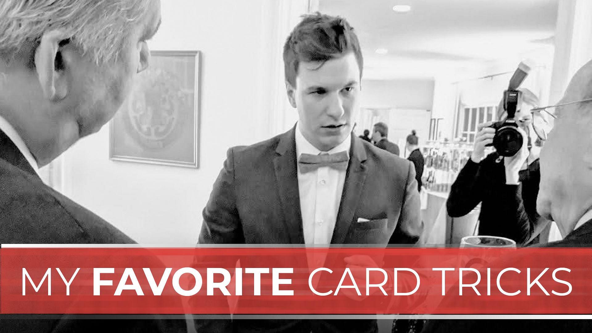 My Favorite Card Tricks: Matt Szat