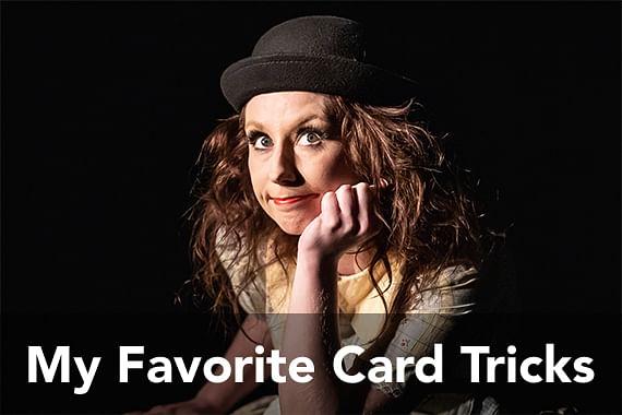 My Favorite Card Tricks: Nikola Arkane