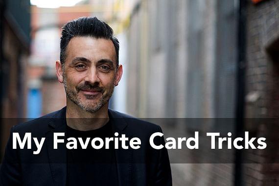 My Favorite Card Tricks: Steve Faulkner
