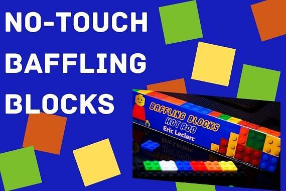 No-Touch Baffling Blocks