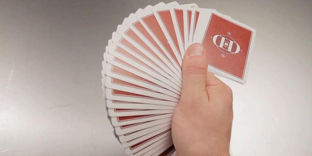 One-Hand Fan