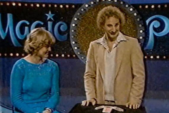 Paul Harris on The Magic Palace