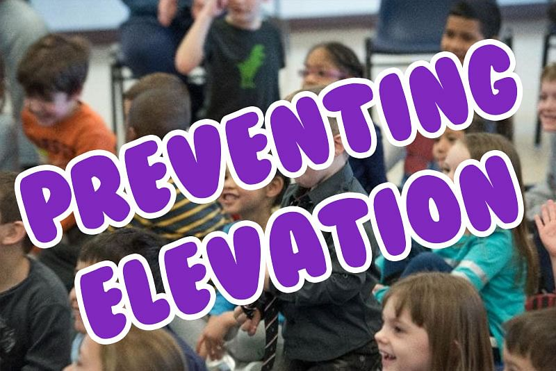 Controlling Kids Part1: Preventing Elevation