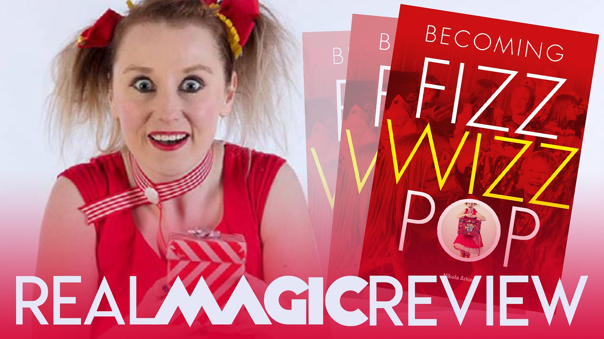 Real Magic Review | Becoming FizzWizzPop