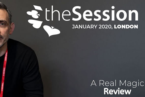 Real Magic Review | The Session 2020