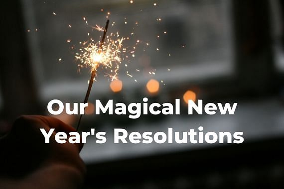 Our New Year's Resolutions