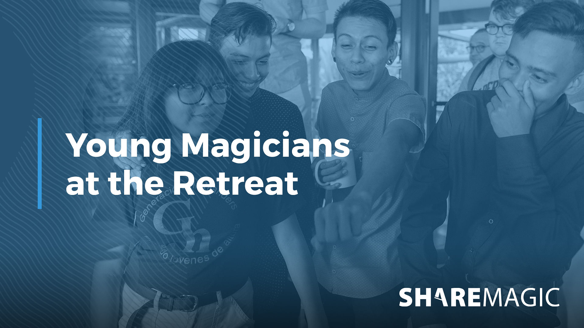 Costa Rica Young Magicians Dazzle at the Retreat