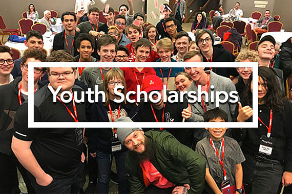 Scholarships for Young Magicians