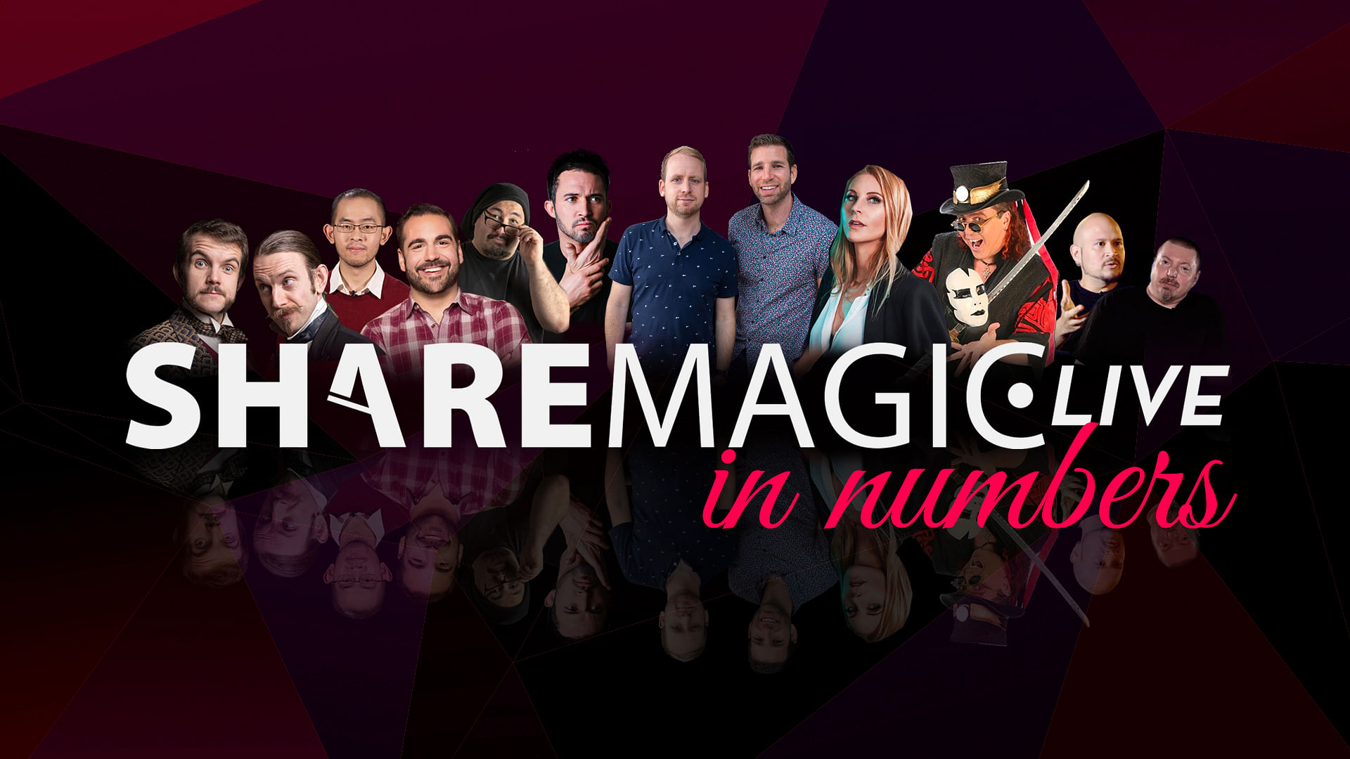 ShareMagic: Live by the Numbers