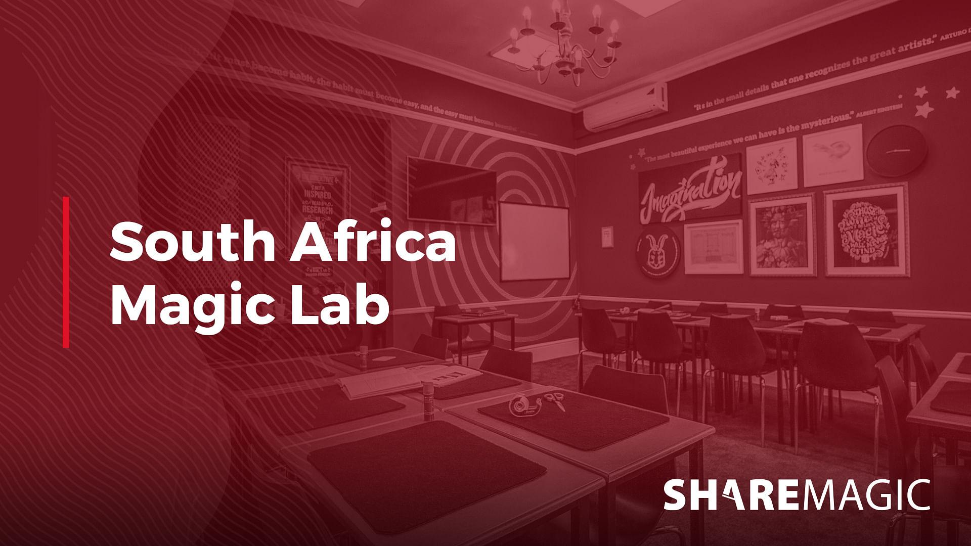 South Africa Magic Lab