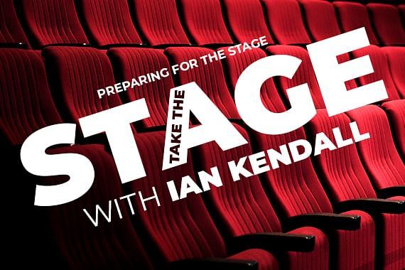 Take The Stage | Preparing For The Stage
