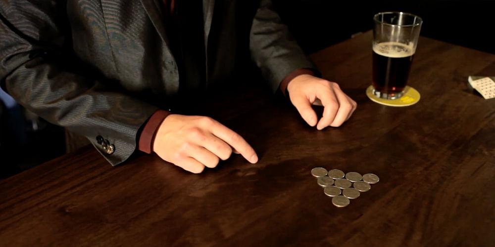 Ten Coins