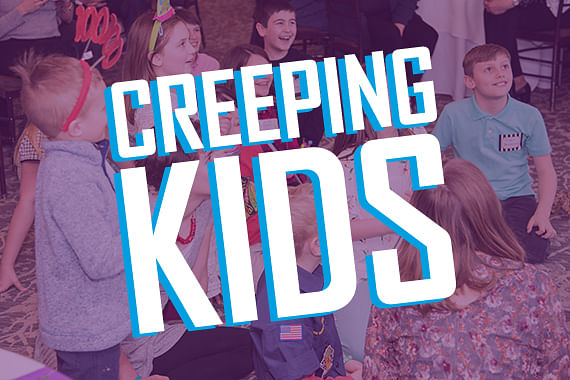 Controlling Kids Part 2: The Creep Factor