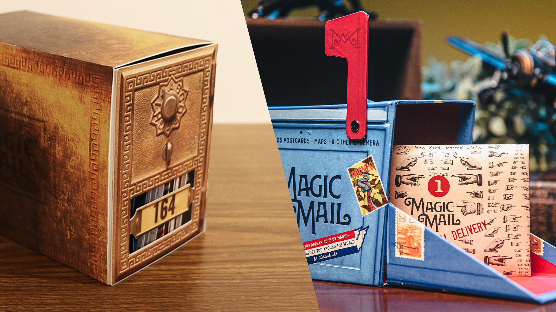 The Evolution of Magic Mail