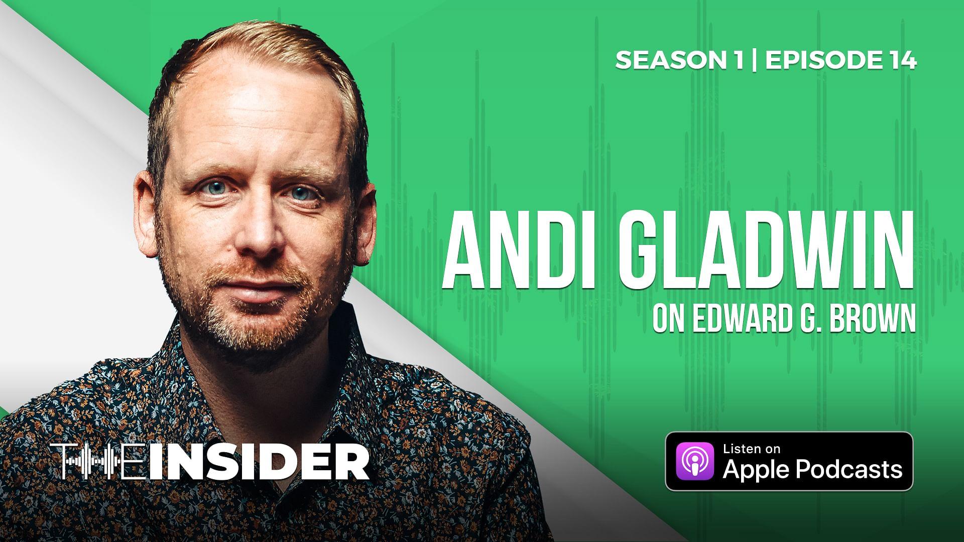 The Insider   Andi Gladwin