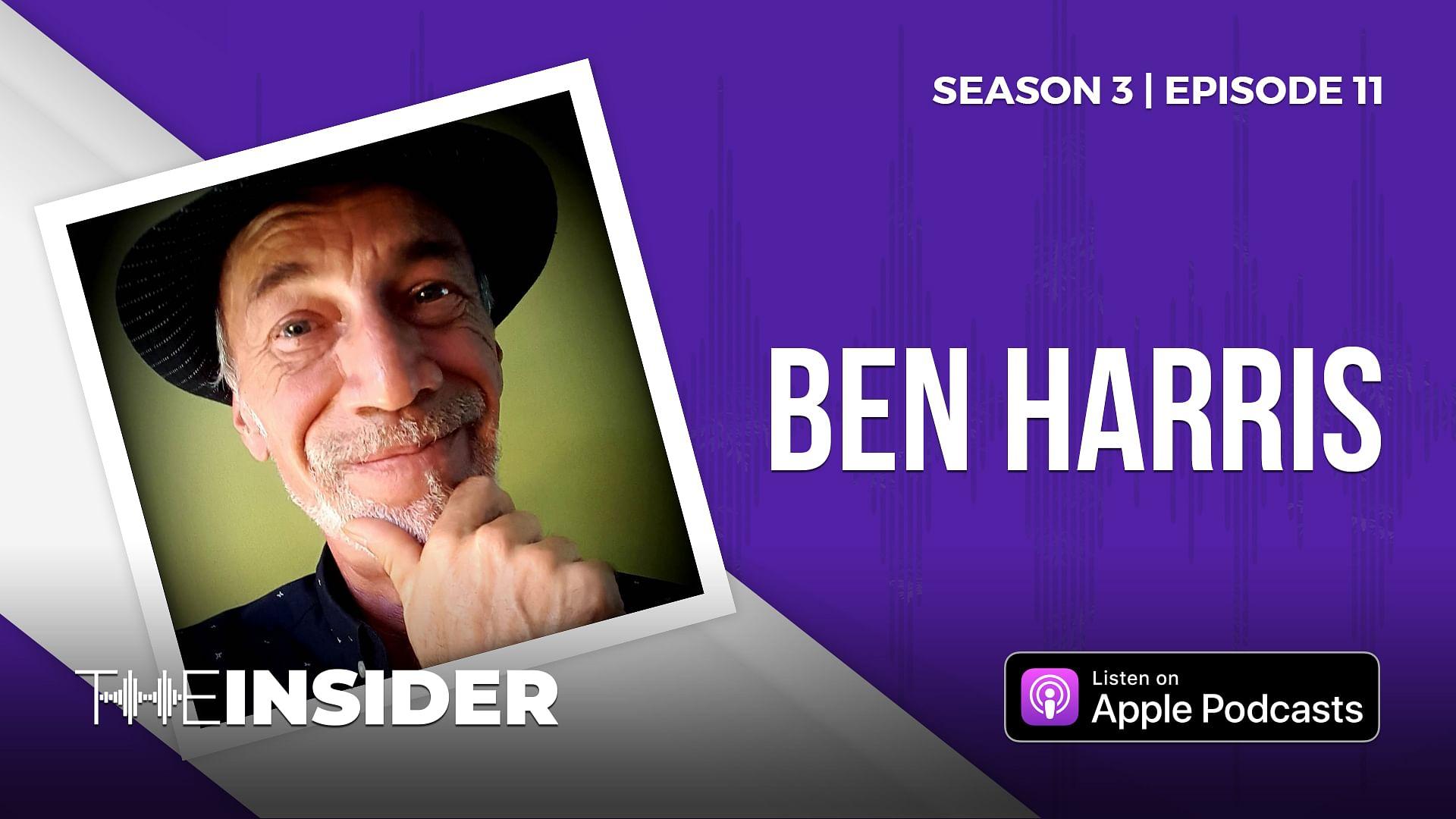 The Insider | Ben Harris