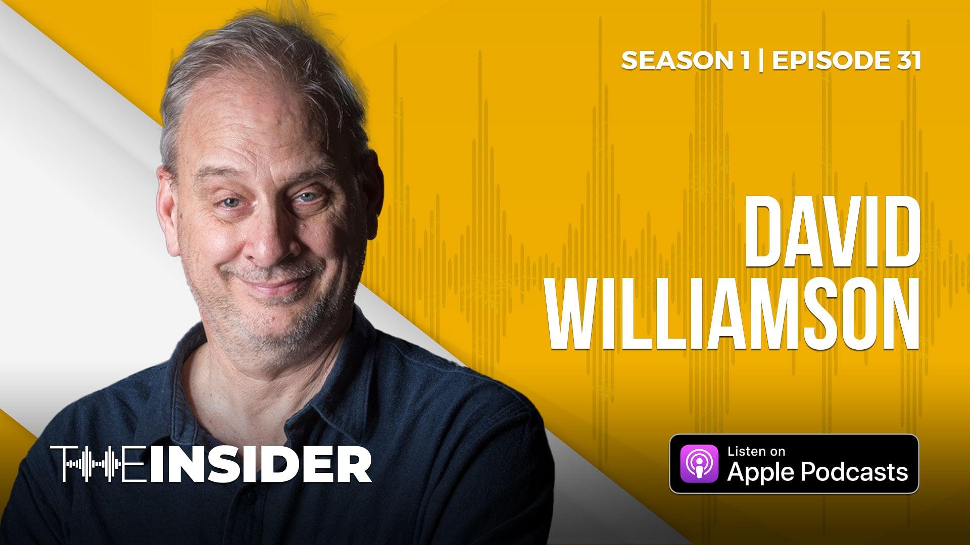 The Insider | David Williamson