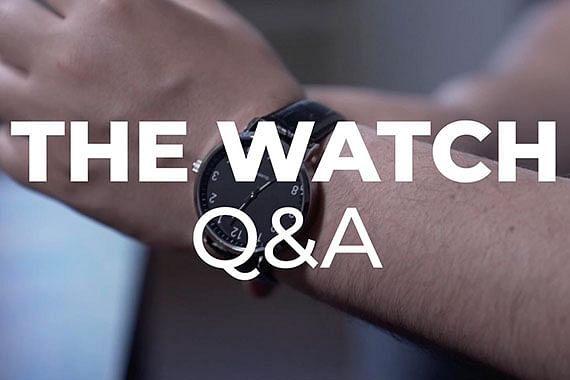 The Watch by Joao Miranda | A VInc Q&A