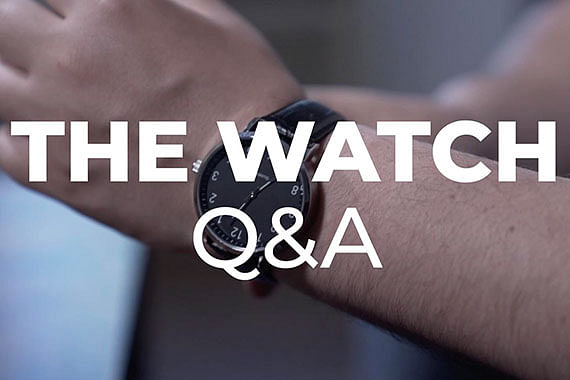 The Watch by Joao Miranda | A VInc Q&A