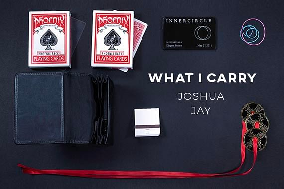 What I Carry - Joshua Jay