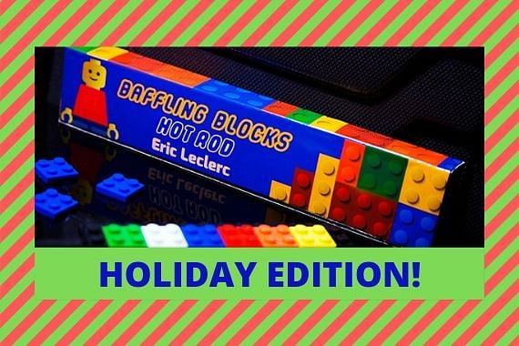 Holiday Baffling Blocks