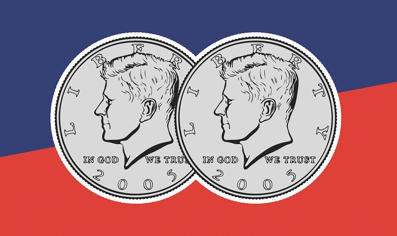Double-Headed Coins