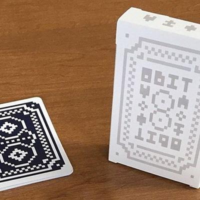 8-Bit Playing Cards