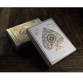 Artisan Playing Cards (White)