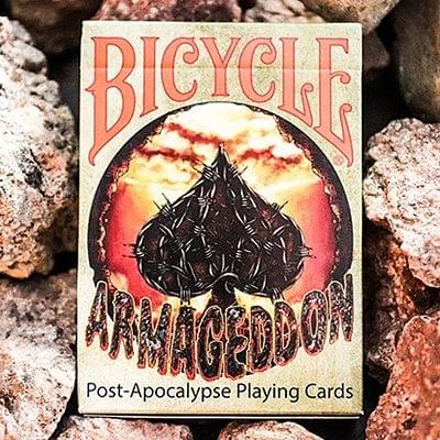 Bicycle Armageddon Post-Apocalypse Playi…