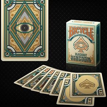 Bicycle Blackout Kingdom Deck