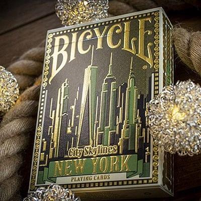 Bicycle City Skylines New York City Play…