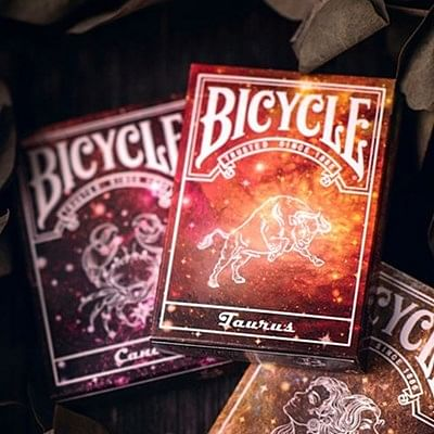 Bicycle Constellation Series - Taurus