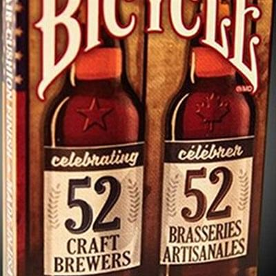 Bicycle Craft Beer V2 Playing Cards