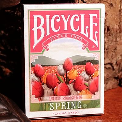 Bicycle Four Seasons Limited Edition Spr…