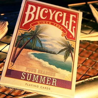 Bicycle Four Seasons Limited Edition Sum…