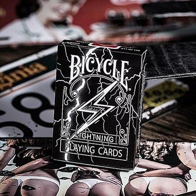 Bicycle Lightning Playing Cards
