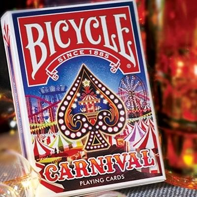 Bicycle Limited Edition Carnival Playing…