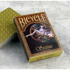 Bicycle Limited Edition Sistine