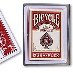 Bicycle Prestige Plastic Playing Cards
