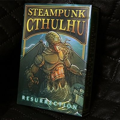 Bicycle Steampunk Cthulhu Resurrection D…