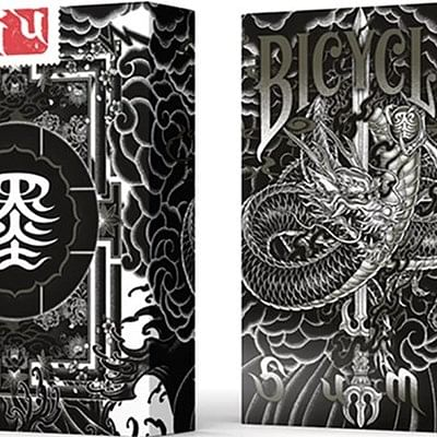 Bicycle Sumi Playing Cards