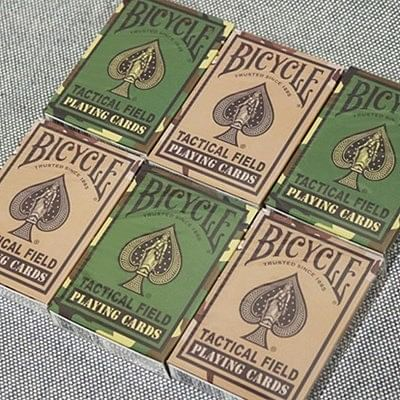 Bicycle Tactical Field Camo Playing Card…
