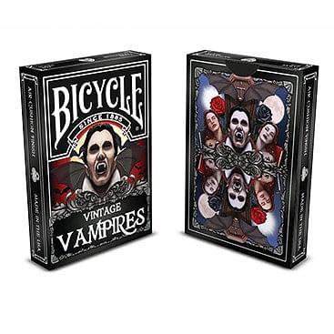 Bicycle Vintage Vampires Playing Card (L…