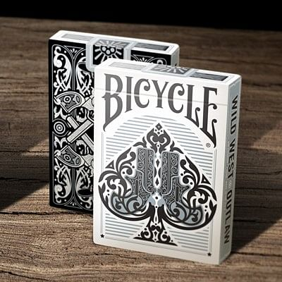 Bicycle Wild West (Outlaw Edition) Playi…