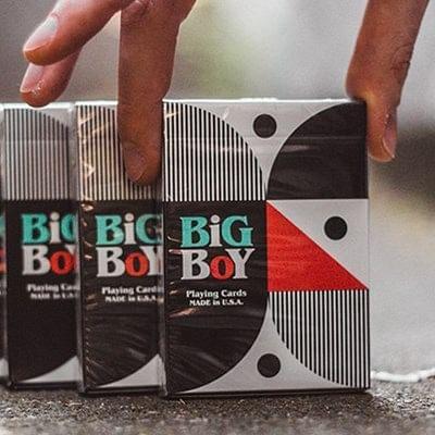 Big Boy No.2 Playing Cards