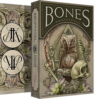 Bones Playing Cards (Rebirth Edition)